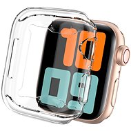 AhaStyle TPU tok az Apple Watch számára 44 MM, átlátszó, 2 db - Okosóra tok