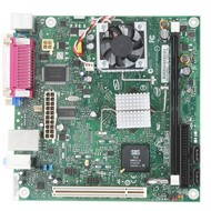 Intel D201GLY2A Little Valley 2, int. Celeron 220 sc479 aktivní, SiS 662/964, DDR2 533, int. VGA, US - Motherboard