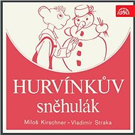 Audiokniha MP3 Hurvínkův sněhulák - Audiokniha MP3