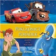 Audiokniha MP3 Disney - Aladin, Auta, Petr Pan