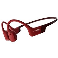 AfterShokz Aeropex, piros - Vezeték nélküli fül-/fejhallgató