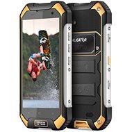 Aligator RX550 eXtremo fekete-sárga - Mobiltelefon