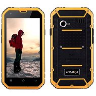 Aligator RX460 eXtremo 16GB fekete/sárga - Mobiltelefon