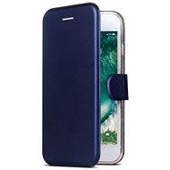 ALIGATOR BOOK S6000 Duo kék színű mobiltelefon tok