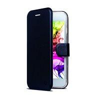 ALIGATOR BOOK S6000 Duo fekete színű mobiltelefon tok - Mobiltelefon tok