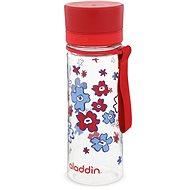 ALADDIN AVEO ivópalack 350 ml-es piros mintás - Kulacs