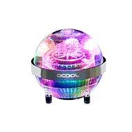 Alphacool Eisball Digital RGB - Plexi (szivattyúval együtt) - Vízhűtéses szivattyú