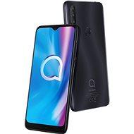 Alcatel 1S 2020 gradiens fekete - Mobiltelefon