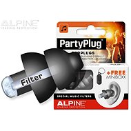 ALPINE PartyPlug fekete - Füldugók