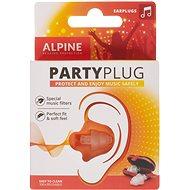 ALPINE PartyPlug átlátszó - Füldugók