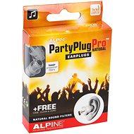 Alpine PartyPlug Pro Natural - Füldugók
