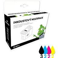 Alza C2P42AE 932XL sz. BK + 936XL sz. C/M/Y Multipack - HP nyomtatókhoz - Utángyártott tintapatron