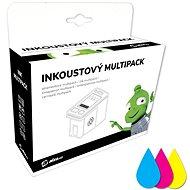 Alza sz. 655 C/M/Y Multipack színes - HP nyomtatókhoz - Utángyártott tintapatron