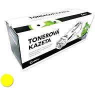 Alza TK-5140Y sárga Kyocera nyomtatókhoz - Utángyártott toner