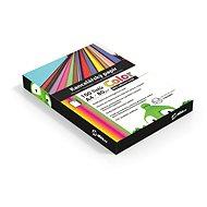 Alza Color A4 MIX fényvisszaverő 5x 20 lap - Irodai papír