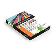 Alza Color A4 narancssárga fényvisszaverő - Irodai papír