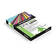 Alza Color A4 zöld fényvisszaverő - Irodai papír