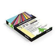 Alza Color A4 pasztellsárga - Irodai papír