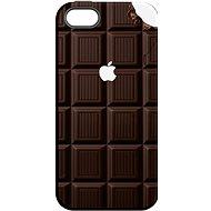 """Alza MojePouzdro """"Csokoládé"""" védőtok + védőüveg iPhone 7 - Alza védőtok"""