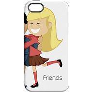 """Alza MojePouzdro """"Legjobb barát 2"""" védőtok + védőüveg iPhone 7 - Alza védőtok"""