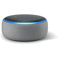 Amazon Echo Dot 3. generációs Heather Gray - Hangsegéd