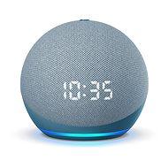 Amazon Echo Dot 4. generációs Twilight Blue órával - Hangsegéd