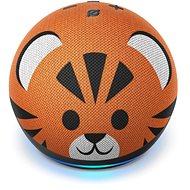 Amazon Echo Dot 4.generáció Kids Edition Tiger - Hangsegéd