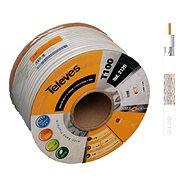 TELEVES 2126 Koaxiális kábel - 100 m - Koax kábel