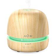 Anjou AJ-PCN082 világosbarna fa LED + 8 féle illat, 5 ml
