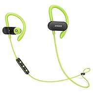 Anker SoundBuds Curve fekete-zöld - Mikrofonos fej-/fülhallgató