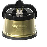 AnySharp Pro Chefs ASKSPROBRASS - Késélező