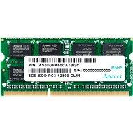 Apacer SO-DIMM 8GB DDR3 1600MHz CL11 - Rendszermemória