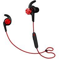 1MORE iBfree Sport Bluetooth In-Ear Headphones, Piros - Mikrofonos fej-/fülhallgató