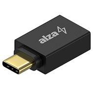 AlzaPower USB-C (M) - USB-A 3.0 (F) - Átalakító