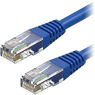 AlzaPower Patch CAT5E UTP 5 m kék - Hálózati kábel