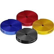 Kábelrendező AlzaPower VelcroStrap+ Roll 4 x 1 m mix - Organizér kabelů