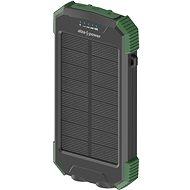 AlzaPower SolarScout 10000mAh zöld - Powerbank