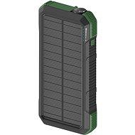 AlzaPower SolarScout 20000mAh zöld - Powerbank