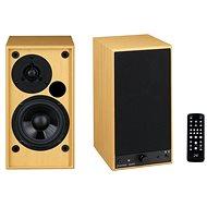 AQ M23DAC buk hangszóró, bükk - Hangszóró rendszer