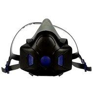 Lélegzőkészülék 3M HF-801SD Secure Click félmaszk hangszóróval, (S), 1 / EA / SMALL - Ochranná maska