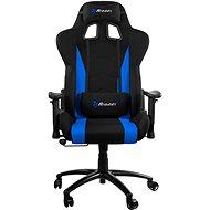 AROZZI Inizio Fabric - fekete/kék - Gamer szék