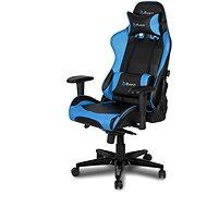 Arozzi Verona XL + kék - Gamer szék