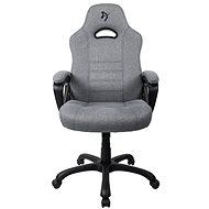 AROZZI ENZO Woven Fabric, szürke - Gamer szék