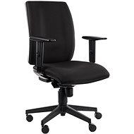 ANTARES 1380 SYN FLUTE D2, fekete + BR06 karfák - Irodai szék