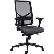 ANTARES 1850 Syn Omnia SL BN6 szürke + AR08 kartámasz - Irodai szék