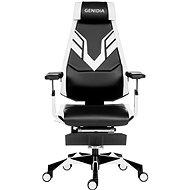 ANTARES Genidia Gaming - fehér - Gamer szék