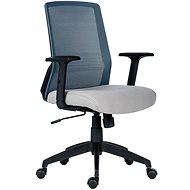 ANTARES Novello fekete / szürke - Irodai szék