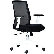 ANTARES Novello fehér / fekete - Irodai szék