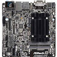 ASROCK J3160DC-ITX - Alaplap