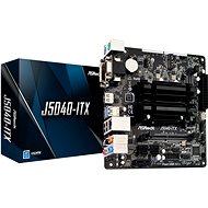 ASROCK J5040-ITX - Alaplap